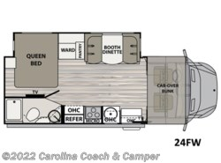 New 2018  Dynamax Corp  24FW by Dynamax Corp from Carolina Coach & Marine in Claremont, NC