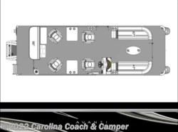 New 2018  Miscellaneous  Apex Marine 825 Lanai Executive DS Bar  by Miscellaneous from Carolina Coach & Marine in Claremont, NC