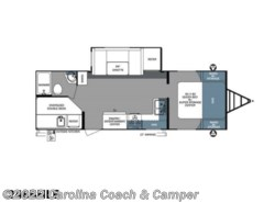 New 2018  Forest River Surveyor Family Coach 248BHLE by Forest River from Carolina Coach & Marine in Claremont, NC
