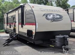 New 2019  Forest River Cherokee 274DBH by Forest River from Carolina Coach & Marine in Claremont, NC