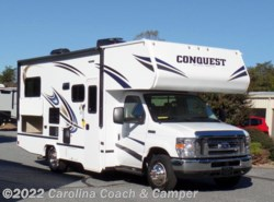 New 2019 Gulf Stream Conquest Class C Motor Home 6237LE available in Claremont, North Carolina