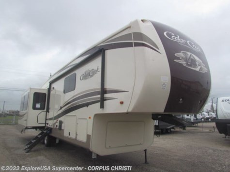 2019 Forest River Cedar Creek 38FBD