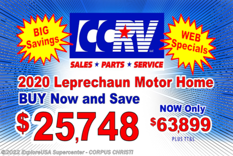 2020 Coachmen Leprechaun 270QBC