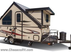 New 2017  Forest River Rockwood A214HW by Forest River from Chesaco RV in Joppa, MD