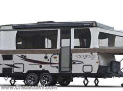 New 2017  Forest River Rockwood HW276 by Forest River from Chesaco RV in Joppa, MD