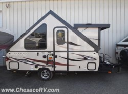 New 2017  Forest River Rockwood A122BH by Forest River from Chesaco RV in Joppa, MD