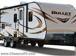 Used 2015  Keystone Bullet 251RBS by Keystone from Chesaco RV in Joppa, MD