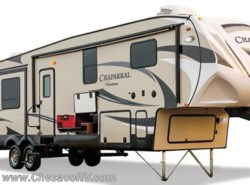 New 2017  Coachmen Chaparral 336TSIK by Coachmen from Chesaco RV in Joppa, MD