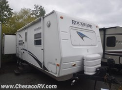 Used 2005  Forest River Rockwood 8318 SS by Forest River from Chesaco RV in Joppa, MD