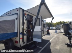 Used 2017  Keystone Bullet 1650-EX by Keystone from Chesaco RV in Joppa, MD