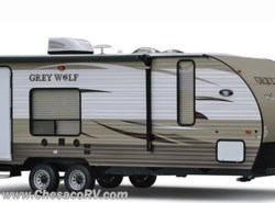 Used 2016  Forest River  Grey Wolf 26RR by Forest River from Chesaco RV in Joppa, MD