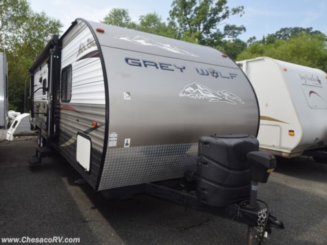 2014 Forest River Grey Wolf 28BH