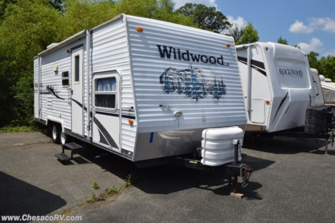 2005 Forest River WILDWOOD 23