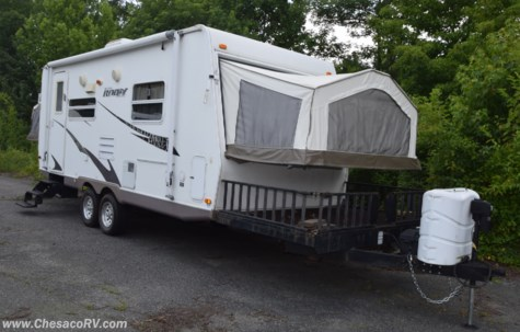 2008 Forest River Rockwood Roo 232