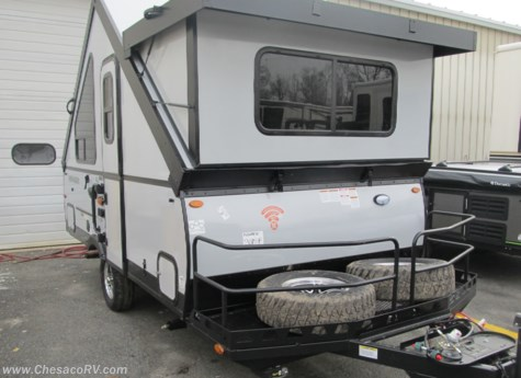 2019 Forest River Rockwood Hard Side Extreme Sports Package A122BHESP