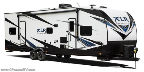 2019 Forest River XLR Hyperlite 25HFX