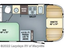 New 2017  Airstream Flying Cloud 19 by Airstream from Chilhowee RV Center in Louisville, TN