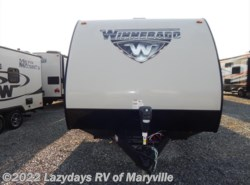 New 2017  Winnebago Minnie 2351DKS by Winnebago from Chilhowee RV Center in Louisville, TN