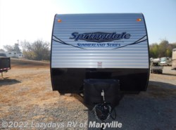 New 2017 Keystone Springdale Summerland 2960BH available in Louisville, Tennessee