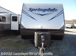 New 2017  Keystone Springdale Summerland 240BH by Keystone from Chilhowee RV Center in Louisville, TN