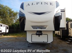 New 2018  Keystone Alpine 3401RS by Keystone from Chilhowee RV Center in Louisville, TN