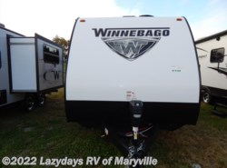 New 2018  Winnebago Micro Minnie 1700BH by Winnebago from Chilhowee RV Center in Louisville, TN