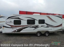 Used 2011  Keystone Passport 245 RB by Keystone from Campers Inn RV in Ellwood City, PA