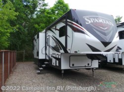 New 2017  Prime Time Spartan 1245 by Prime Time from Campers Inn RV in Ellwood City, PA
