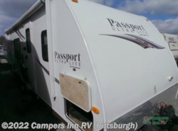 Used 2013  Keystone Passport 280 BH by Keystone from Campers Inn RV in Ellwood City, PA
