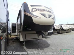 New 2017  Prime Time Crusader 340RST by Prime Time from Campers Inn RV in Ellwood City, PA