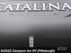 New 2017  Coachmen Catalina Legacy 343TBDS by Coachmen from Campers Inn RV in Ellwood City, PA