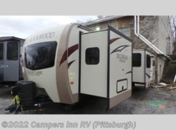 New 2017  Forest River Rockwood Signature Ultra Lite 8328BS by Forest River from Campers Inn RV in Ellwood City, PA