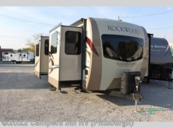 New 2017  Forest River Rockwood Signature Ultra Lite 8324BS by Forest River from Campers Inn RV in Ellwood City, PA