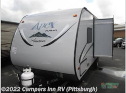 New 2018  Coachmen Apex Nano 213RDS by Coachmen from Campers Inn RV in Ellwood City, PA