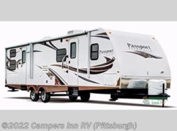 Used 2013  Keystone Passport 195RB by Keystone from Campers Inn RV in Ellwood City, PA