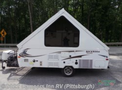Used 2014  Rockwood  Rockwood Hard Side Series A122BH by Rockwood from Campers Inn RV in Ellwood City, PA