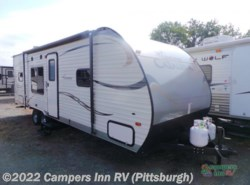 Used 2015  Forest River  Catalina 273BH by Forest River from Campers Inn RV in Ellwood City, PA