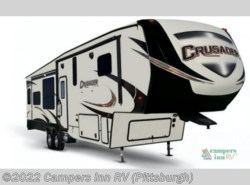 New 2018  Prime Time Crusader 319RKT by Prime Time from Campers Inn RV in Ellwood City, PA