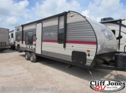 New 2018  Forest River Cherokee Grey Wolf SE 26DJSE by Forest River from Cliff Jones RV in Sealy, TX