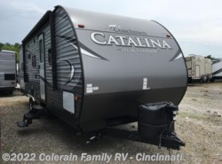 New 2017  Coachmen Catalina 273DBS by Coachmen from Colerain RV of Cinncinati in Cincinnati, OH
