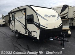 New 2018  Venture RV Sonic Lite 169VRD by Venture RV from Colerain RV of Cinncinati in Cincinnati, OH