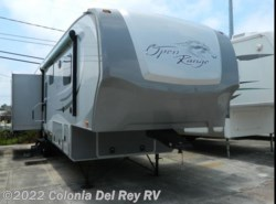 Used 2014  Open Range Open Range 349RLS by Open Range from Colonia Del Rey RV in Corpus Christi, TX