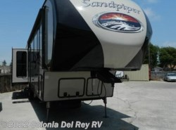 New 2017  Forest River Sandpiper 367DSOK by Forest River from Colonia Del Rey RV in Corpus Christi, TX