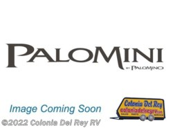 New 2018 Palomino PaloMini 181FBS available in Corpus Christi, Texas