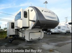 New 2018  Forest River Cardinal 3888FLLE by Forest River from Colonia Del Rey RV in Corpus Christi, TX