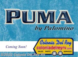New 2019  Palomino Puma 28FQDB by Palomino from Colonia Del Rey RV in Corpus Christi, TX