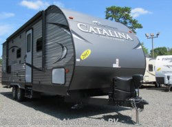 Used 2017  Coachmen Catalina Legacy 243RBS by Coachmen from Colonial Airstream & RV in Lakewood, NJ