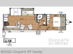 New 2016  Forest River Wildwood Heritage Glen 282RK by Forest River from Cooper's RV Center in Murrysville, PA