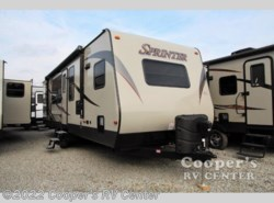 New 2016  Keystone Sprinter Campfire Edition 29FK