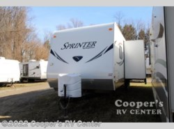 Used 2012  Keystone Sprinter 308BHS by Keystone from Cooper's RV Center in Murrysville, PA
